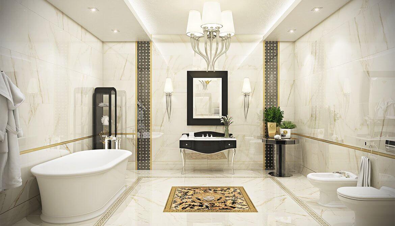 versace marble