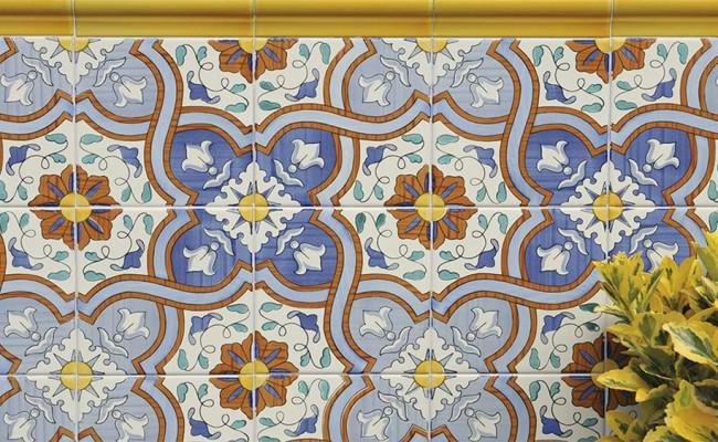 Heritage Decorado Serranos ADAN6010 15×15