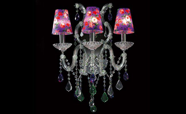 Бра Beby Beby Rose 0130A01 Elegance Violet Flowers