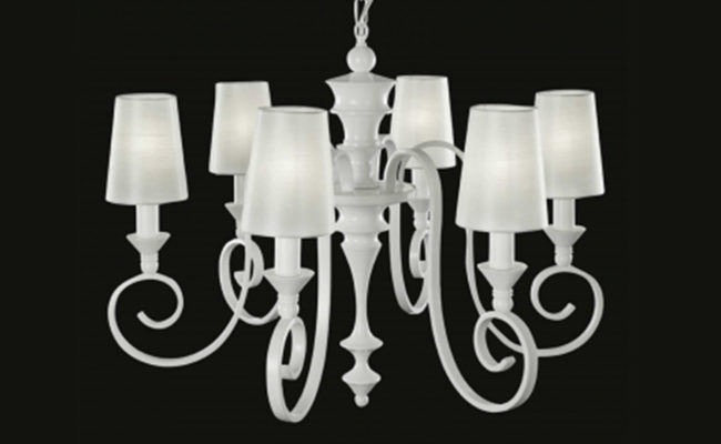 Люстра MM Lampadari Ribbon 1Z017 6 V2553