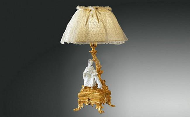 Настольные лампы 2183-A