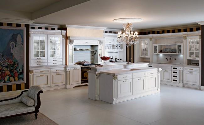 Aran Cucine Imperial White