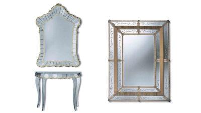 Arte di Murano mirrors