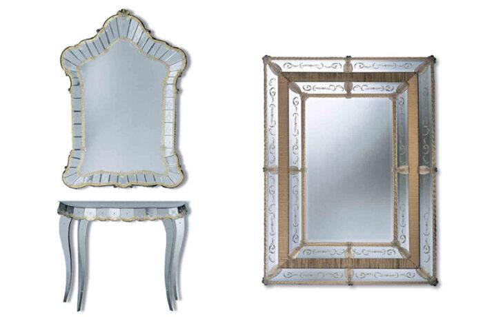 Итальянские зеркала Arte di Murano mirrors