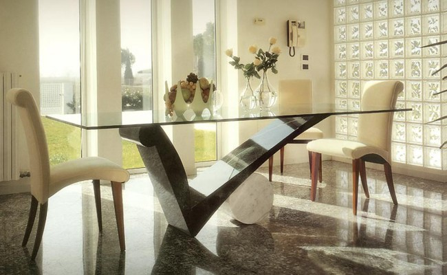 Cattelan Italia dining table valentino