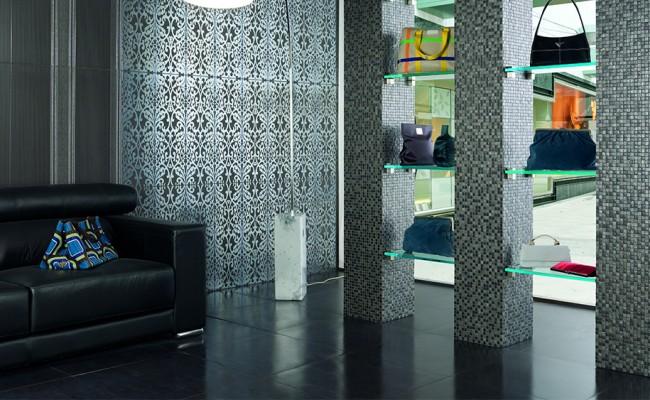Megalos Floor Ceramics MILANO ANTHRACITE 186634 60X60 1