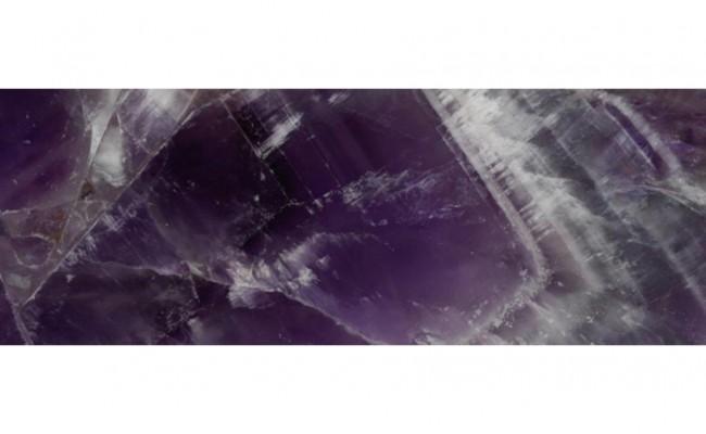 Megalos Wall Vitra AURA AMETHYST GLASS 186914 25X75