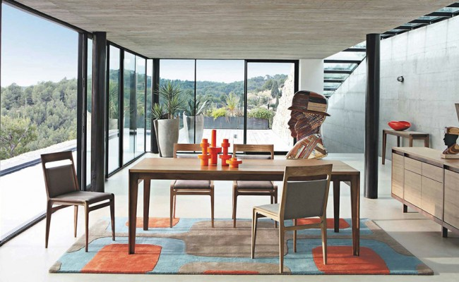 Roche Bobois Dining Assemblage