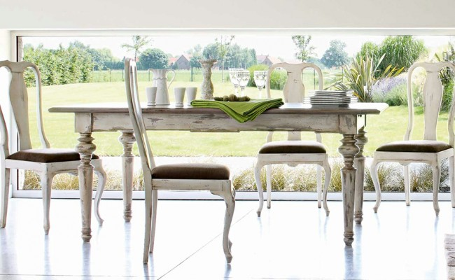 Roche Bobois Dining Country Chic