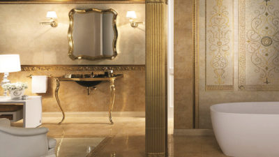 Versace Palace Living Gold