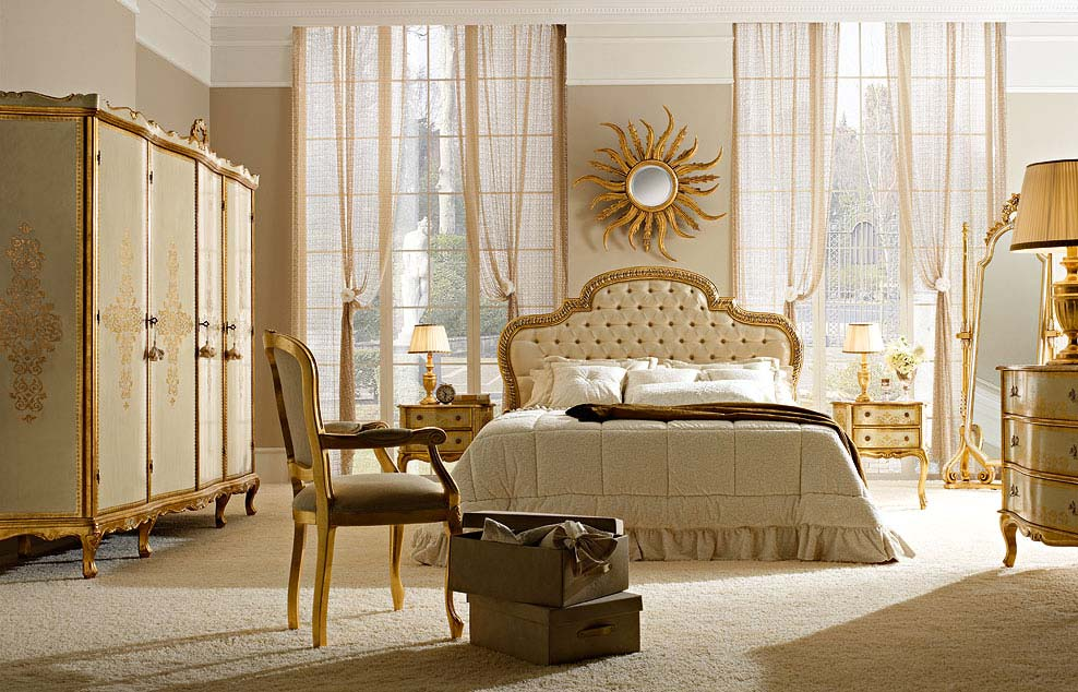 Andrea Fanfani Спальня