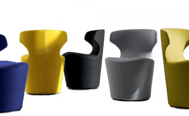 arm-Chair-Papilio-B&B Italia