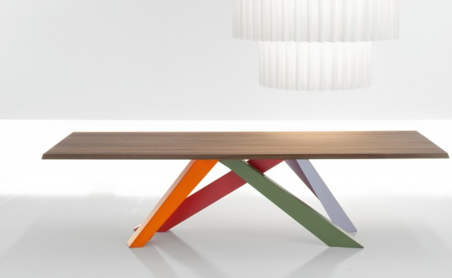 bonaldo big table colour