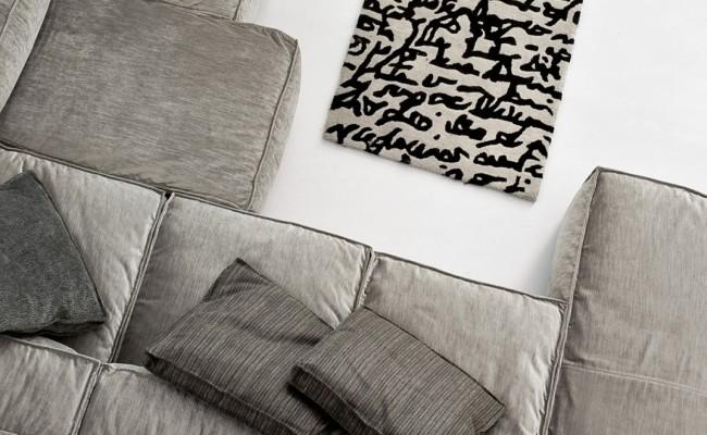 bonaldo sofa peanut