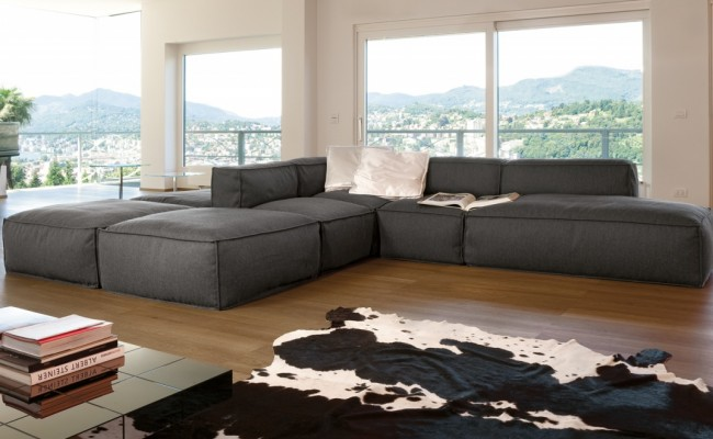 bonaldo sofa peanut b