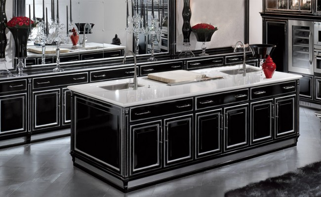 brummel-cucine luxury