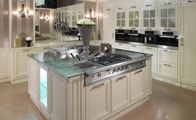 luxury brummel cucine