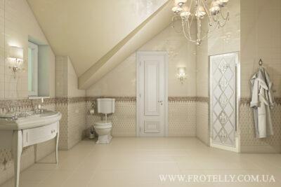 Проект ванной Vallelunga Lirica Cortese