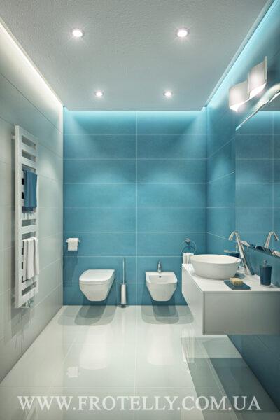 Marazzi Concreta Blu