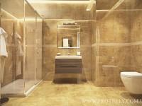 Marazzi Gemstone Gold ванная