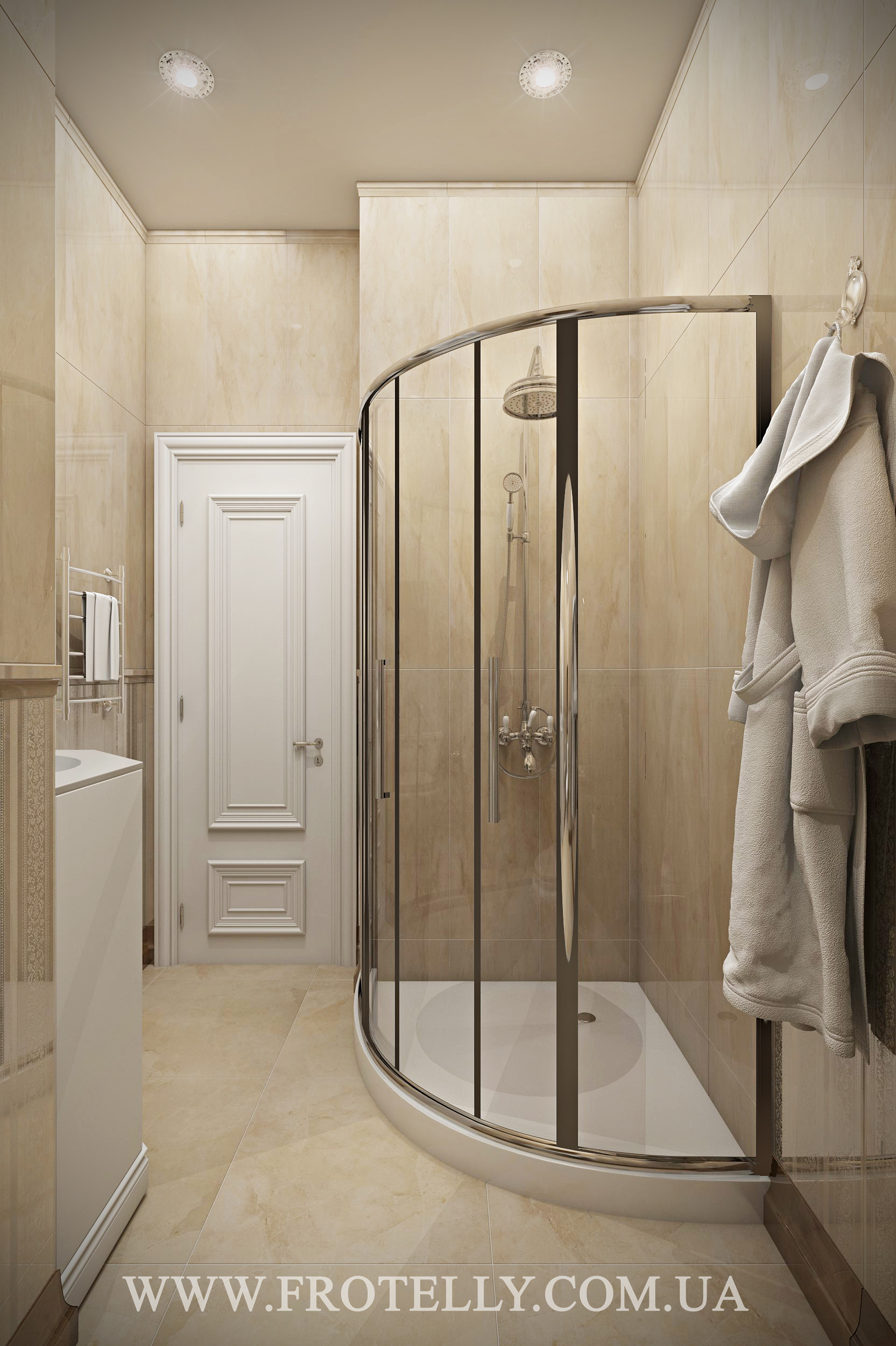 Marazzi Evolutionmarble Golden Cream MHD3 MJZG