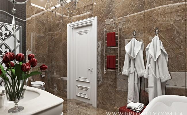 Versace Marble Marrone