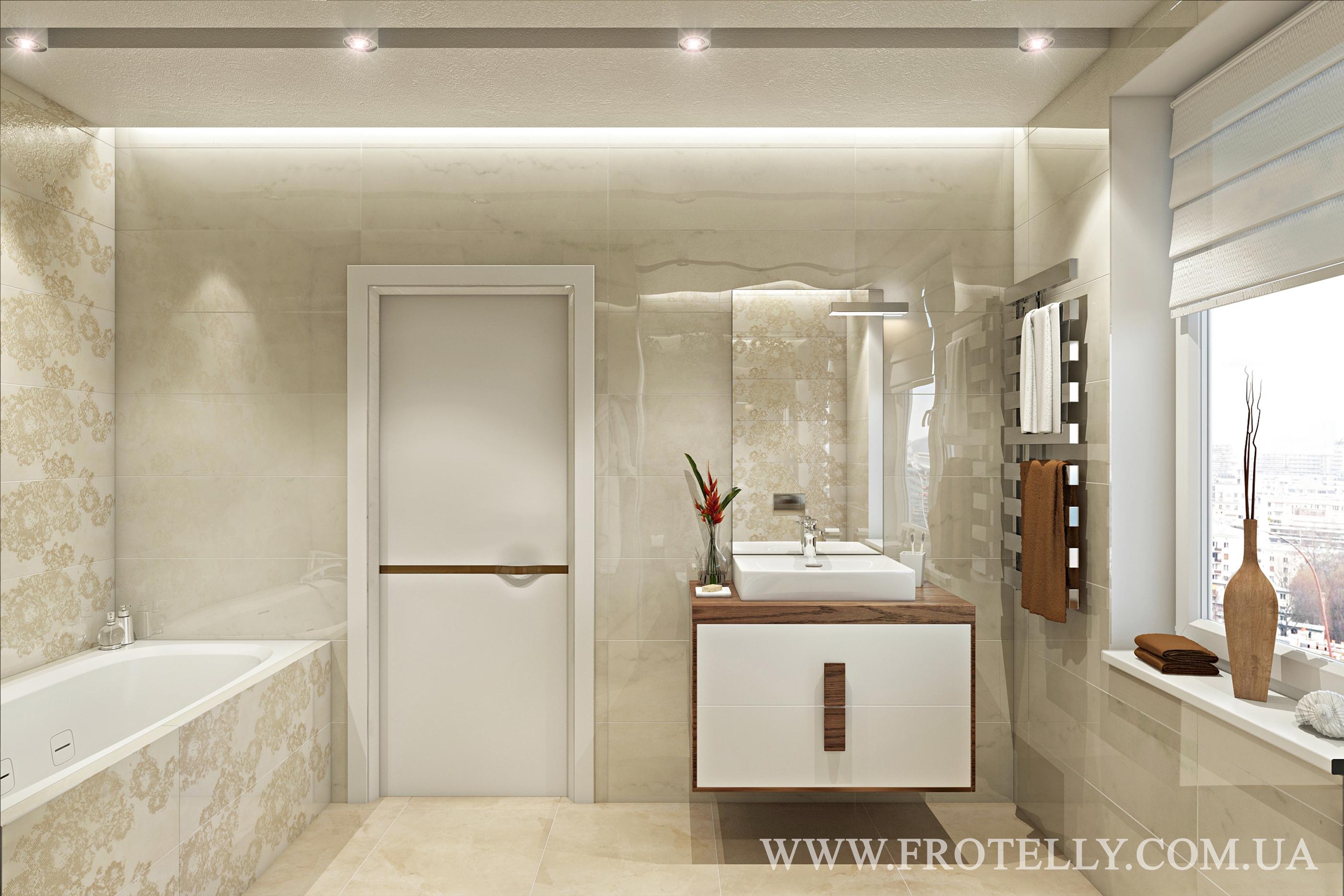Проект ванной Marazzi Stonevision Portogallo
