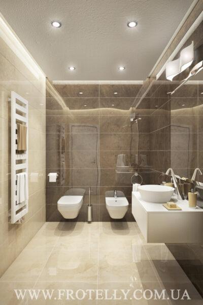 Проект ванной Stonevision Grafite