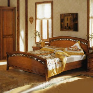 DallAgnese Mozart bed 326252-1