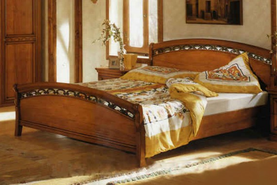 DallAgnese Mozart bed 326252-1