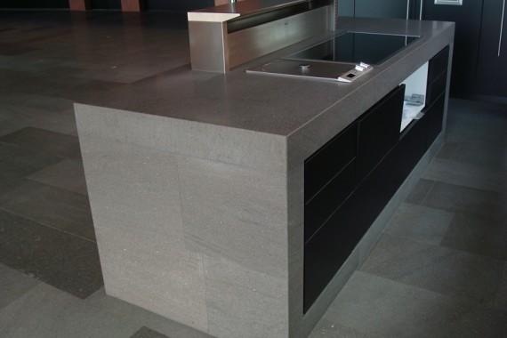 Graniti Fiandre New Stone AL12060 PIETRA BASALTINA POLISHED