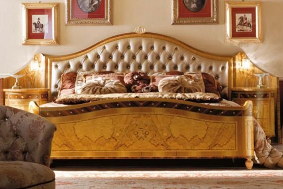 Signorini coco ambra bed 1502