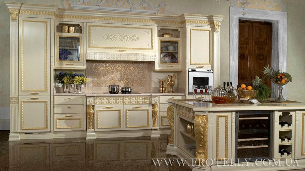 Arca Prestige Ducale 1 итальянские кухни