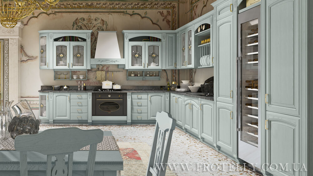 Home Cucine Gold Elite 3