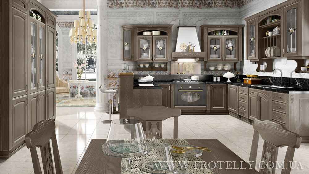 Home Cucine Gold Elite 4