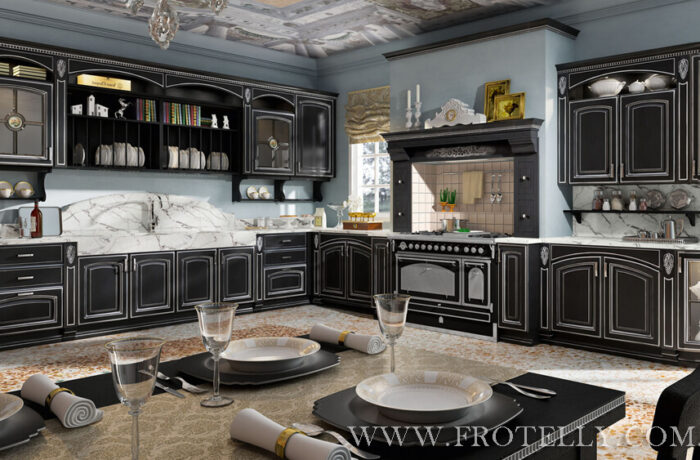 Home Cucine Gold Elite