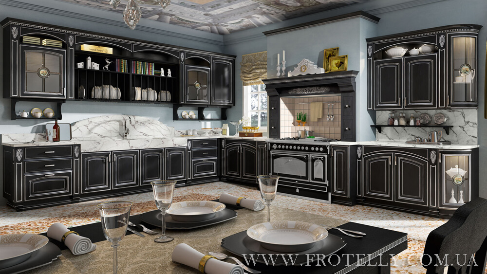 Home Cucine Gold Elite 6