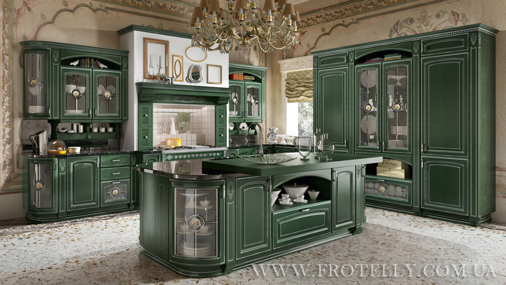 Home Cucine Gold Elite 8