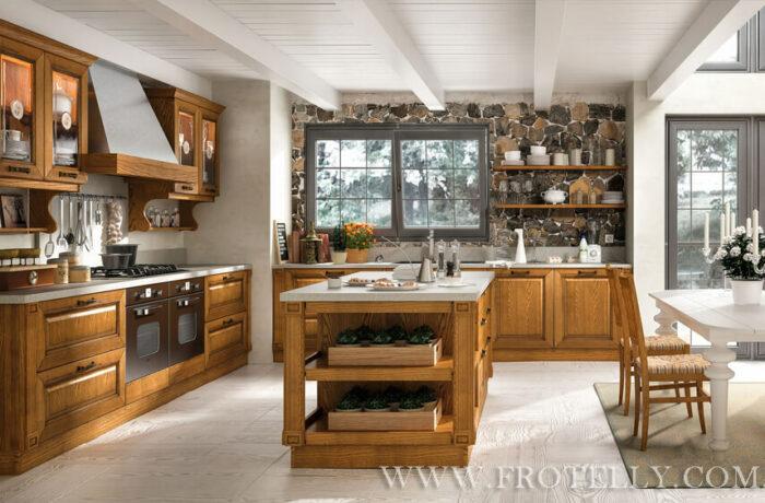 Home Cucine Regale