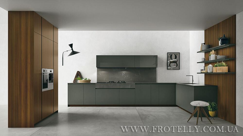 Doimo Cucine Materia 1 итальянские кухни