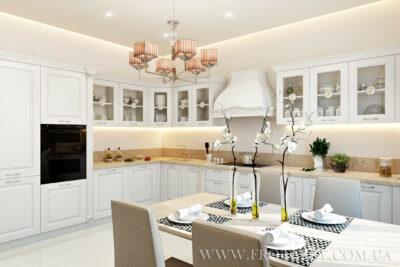 Home Cucine Regale White