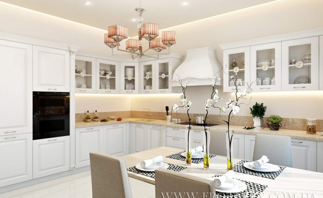 Home Cucine Regale White 1
