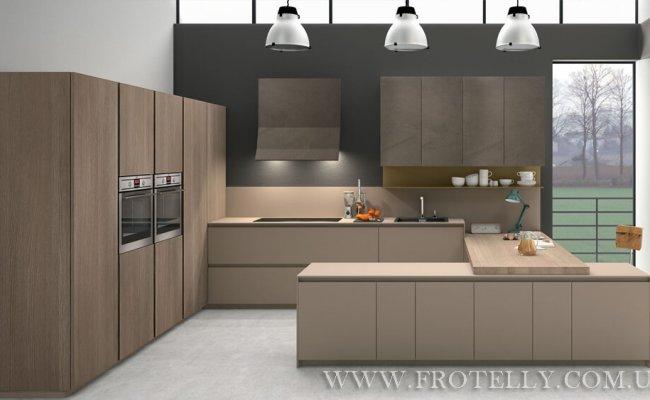 TreO Cucine G30 Fenix 1