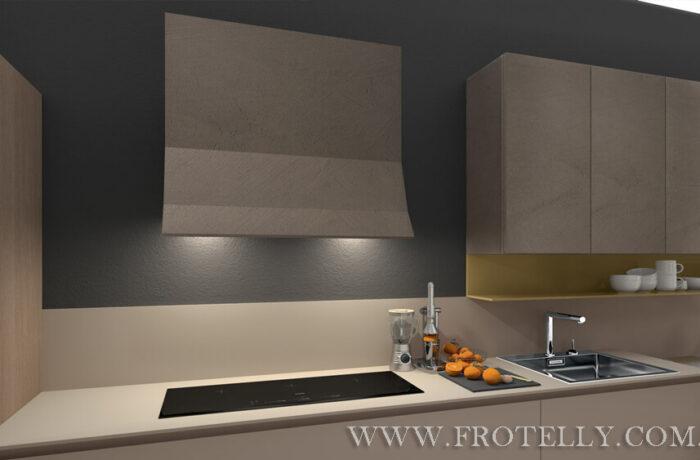 TreO Cucine G30 Fenix