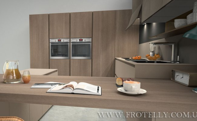 TreO Cucine G30 Fenix 4