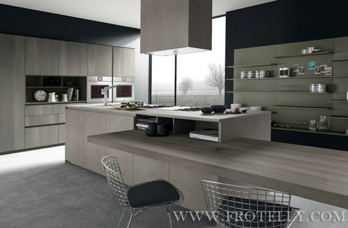 TreO Cucine G30 Kerlite