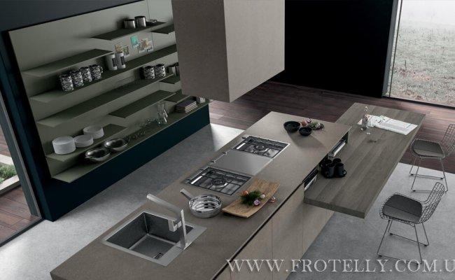 TreO Cucine G30 Kerlite 3