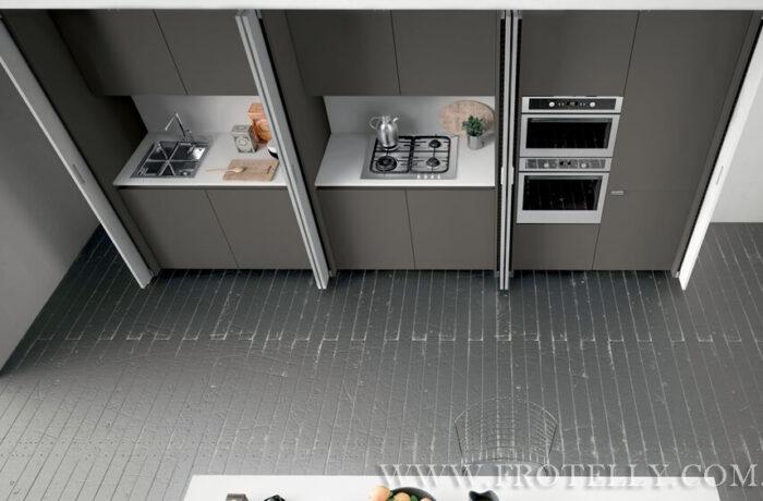 TreO Cucine G30 Laccato 2
