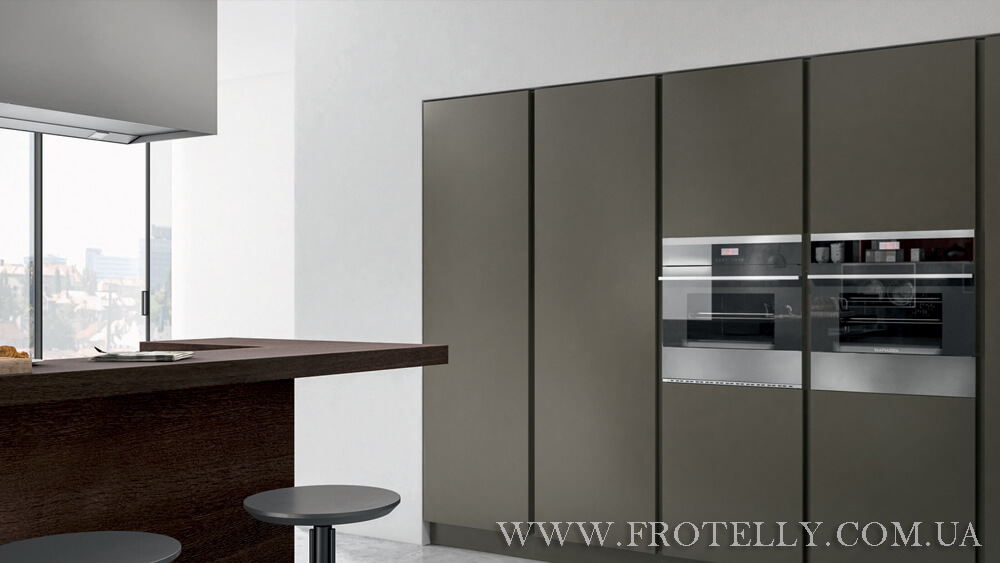 TreO Cucine R20 Laccato 4
