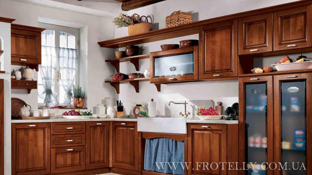 TreO Cucine Vera 1 итальянские кухни